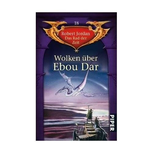 Robert Jordan - Wolken über Ebou Dar: Das Rad der Zeit 18 - Preis vom 18.04.2021 04:52:10 h
