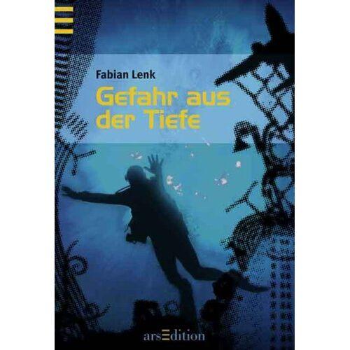 Fabian Lenk - Gefahr aus der Tiefe - Preis vom 20.10.2020 04:55:35 h
