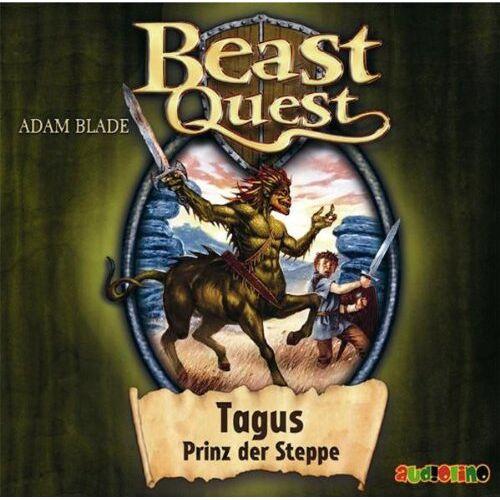Adam Blade - Blade, Adam, Bd.4 : Tagus, Prinz der Steppe, 1 Audio-CD - Preis vom 12.04.2021 04:50:28 h