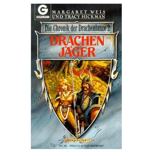 Margaret Weis - Drachenjäger. Die Chronik der Drachenlanze 02. - Preis vom 05.09.2020 04:49:05 h