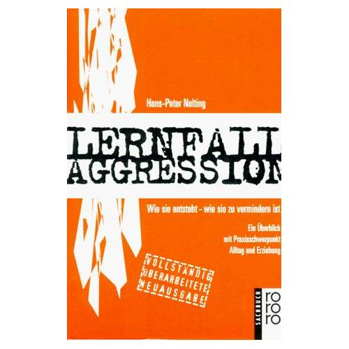 Hans-Peter Nolting - Lernfall Aggression - Preis vom 15.04.2021 04:51:42 h