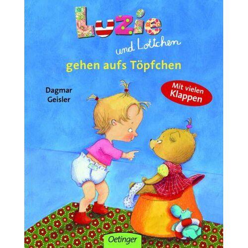 Dagmar Geisler - Luzie und Lottchen gehen aufs Töpfchen - Preis vom 25.10.2020 05:48:23 h