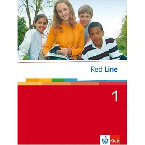 Frank Haß - Red Line. Unterrichtswerk für Realschulen: Red Line 1. Schülerbuch: Realschule. BW, HB, HE, HH, NI., NW, RP, SH, SL: BD 1 - Preis vom 21.04.2021 04:48:01 h