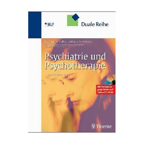 Hans-Jürgen Möller - Psychiatrie - Preis vom 12.05.2021 04:50:50 h