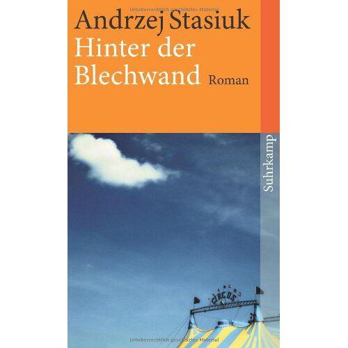 Andrzej Stasiuk - Hinter der Blechwand: Roman - Preis vom 22.01.2021 05:57:24 h