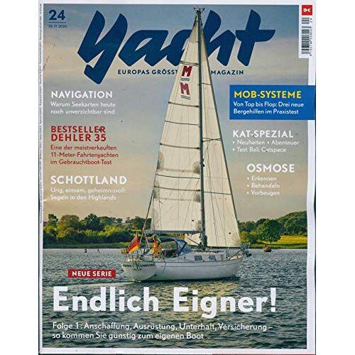 Yacht - Yacht 24/2020 Endlich Eigner ! - Preis vom 24.01.2021 06:07:55 h