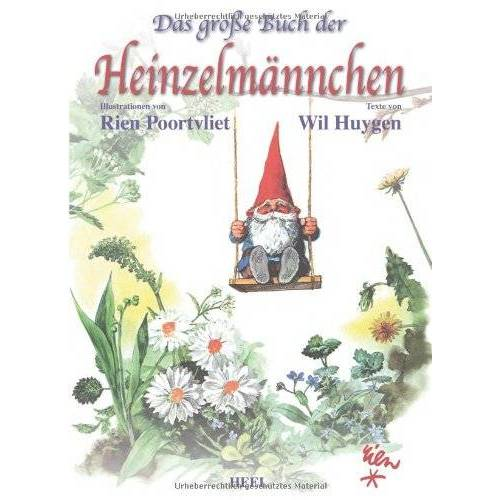 Will Huygen - Das große Buch der Heinzelmännchen - Preis vom 10.05.2021 04:48:42 h