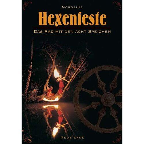 Morgaine - Hexenfeste: Das Rad mit den acht Speichen - Preis vom 05.09.2020 04:49:05 h
