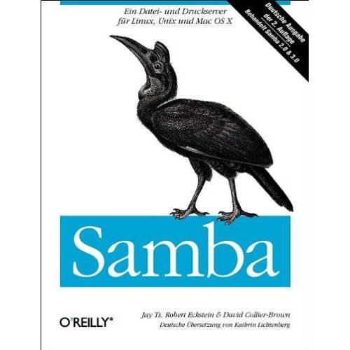 Jay Ts - Samba. Ein Datei- und Druckserver für Linux, Unix und Mac OS X - Preis vom 20.10.2020 04:55:35 h