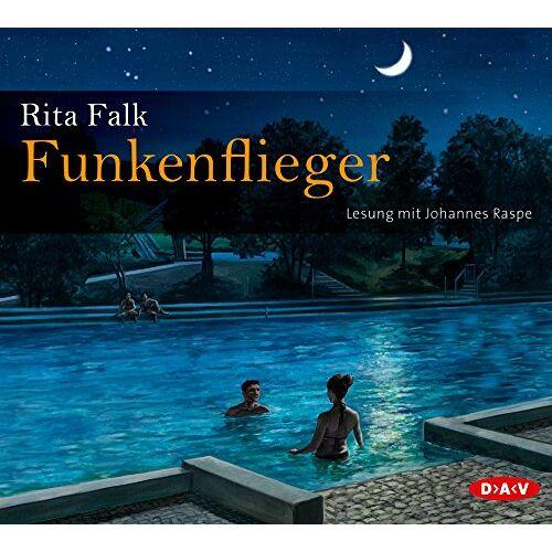 Rita Falk - Funkenflieger: 6 CDs - Preis vom 07.05.2021 04:52:30 h