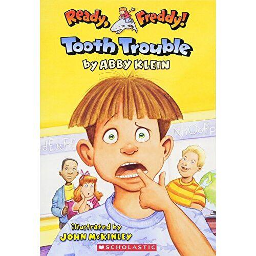 Abby Klein - Ready, Freddy! #1: Tooth Trouble - Preis vom 12.04.2021 04:50:28 h