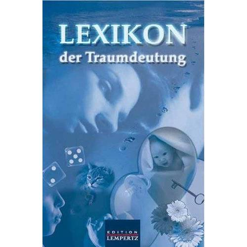 - Lexikon der Traumdeutung - Preis vom 15.01.2021 06:07:28 h
