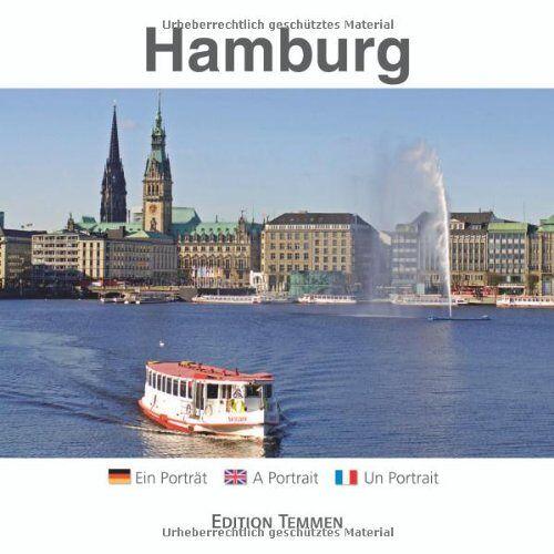 Urs Kluyver - Hamburg: Ein Portrait - A Portrait - Un Portrait - Preis vom 08.05.2021 04:52:27 h