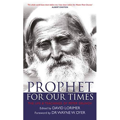 David Lorimer - Prophet for Our Times: The Life & Teachings of Peter Deunov: The Life & Teachings of Peter Deunov - Preis vom 16.04.2021 04:54:32 h