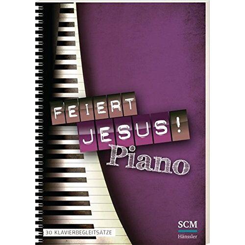 - Feiert Jesus! Piano - Preis vom 23.01.2021 06:00:26 h
