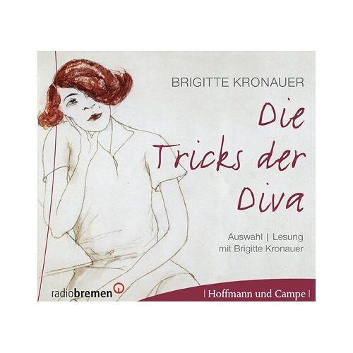 Brigitte Kronauer - Die Tricks der Diva. 2 CDs - Preis vom 05.09.2020 04:49:05 h