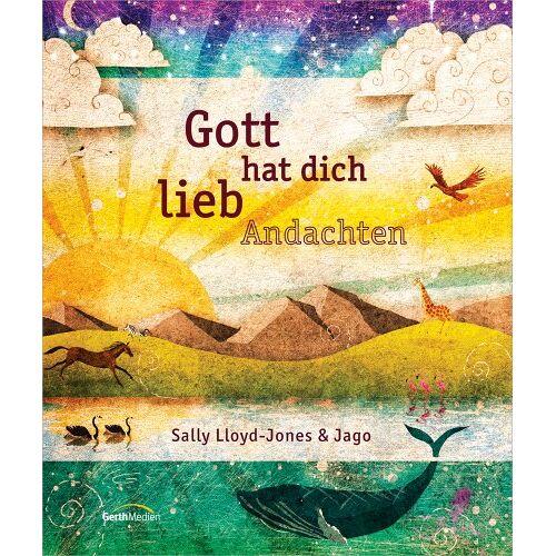 Lloyd Gott hat dich lieb - Andachten - Preis vom 20.10.2020 04:55:35 h