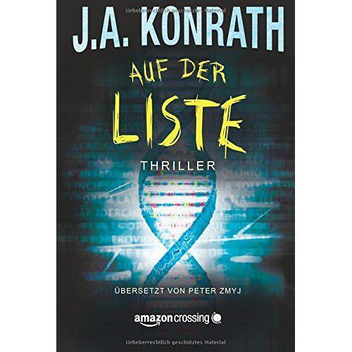 J.A. Konrath - Auf der Liste - Preis vom 23.01.2021 06:00:26 h