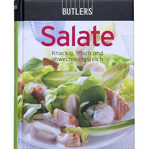 - BUTLERS KOCHBUCH Mini Salate - Preis vom 28.02.2021 06:03:40 h