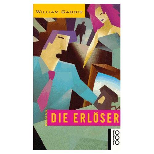 William Gaddis - Die Erlöser - Preis vom 19.10.2020 04:51:53 h