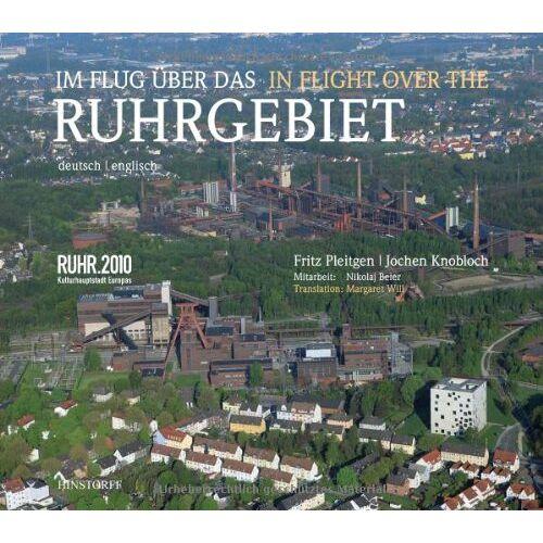 Fritz Pleitgen - Im Flug über das Ruhrgebiet: In Flight over Ruhrgebiet - Preis vom 18.04.2021 04:52:10 h