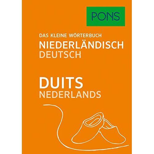 - PONS Das kleine Wörterbuch Niederländisch: Niederländisch-Deutsch / Deutsch-Niederländisch - Preis vom 03.12.2020 05:57:36 h