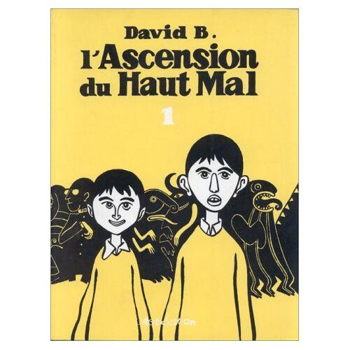 David B. - L'Ascension Du Haut Mal: L'Ascension Du Haut Mal 1 (Eperluette) - Preis vom 11.05.2021 04:49:30 h