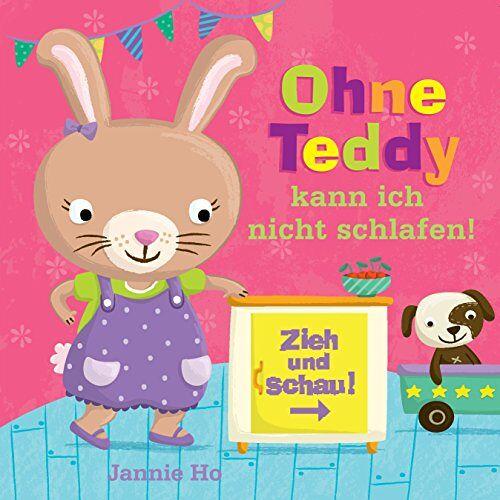 - Ohne Teddy kann ich nicht schlafen! (Zieh und schau) - Preis vom 25.01.2021 05:57:21 h