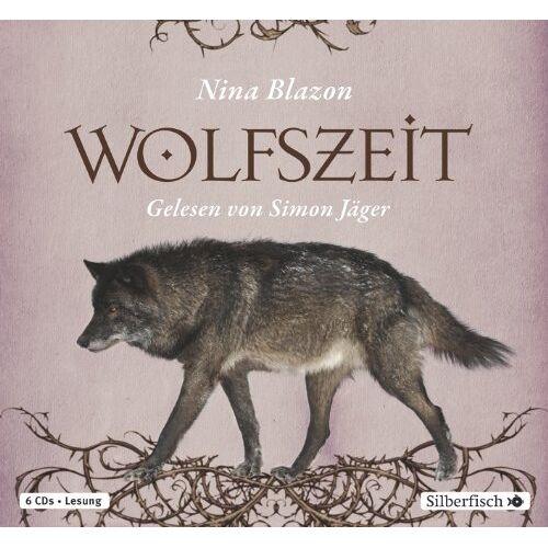 Nina Blazon - Wolfszeit: : 6 CDs - Preis vom 18.04.2021 04:52:10 h