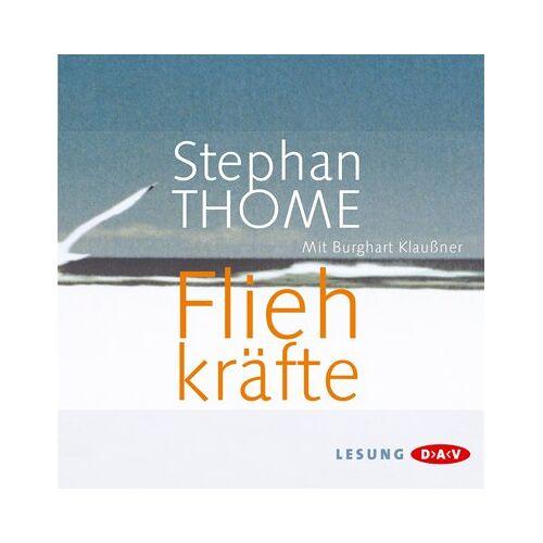 Stephan Thome - Fliehkräfte - Preis vom 12.04.2021 04:50:28 h
