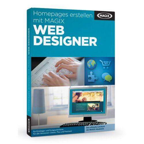 MAGIX Software GmbH - Homepages erstellen mit dem MAGIX Web Designer - Preis vom 17.04.2021 04:51:59 h
