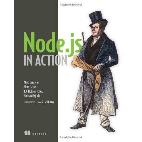 Mike Cantelon - Node.js in Action - Preis vom 18.01.2021 06:04:29 h