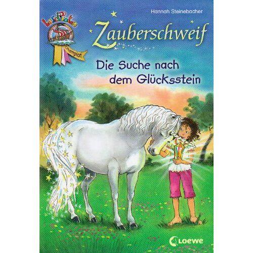 Hannah Steinebacher - Zauberschweif - Die Suche nach dem Glücksstein - Preis vom 13.05.2021 04:51:36 h