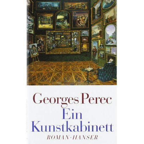Georges Perec - Ein Kunstkabinett: Geschichte eines Gemäldes. Roman - Preis vom 21.10.2020 04:49:09 h