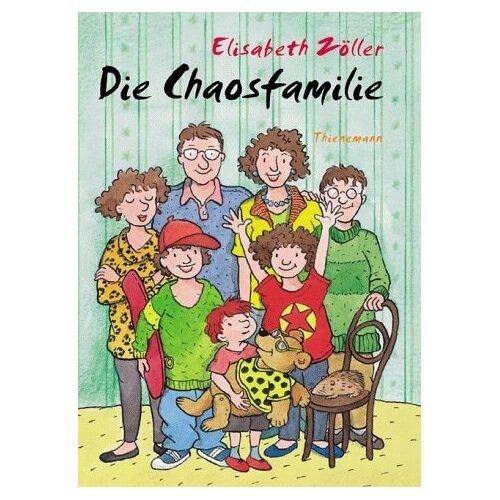 Elisabeth Zöller - Die Chaosfamilie. Sammelband: Chaosfamilie König / Die Chaosfamilie und die halbe Weltreise / Die Chaosfamilie lebe hoch - Preis vom 10.05.2021 04:48:42 h