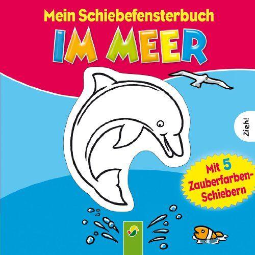 - Mein Schiebefensterbuch - Im Meer - Preis vom 20.10.2020 04:55:35 h