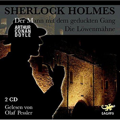 Doyle, Arthur Conan - Der Mann mit dem geduckten Gang/Die Löwenmähne - Preis vom 27.09.2020 04:53:55 h