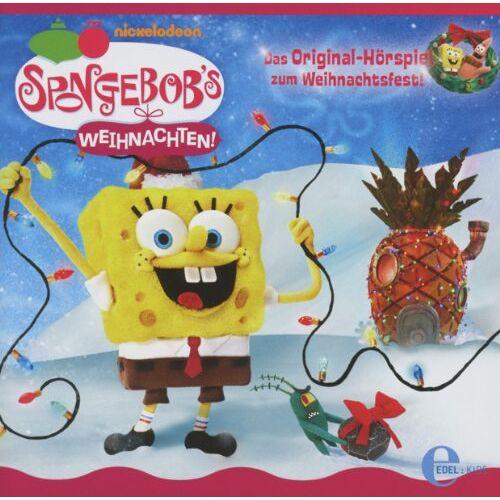 Spongebob Schwammkopf - SpongeBob Schwammkopf: SpongeBob's Weihnachten - Preis vom 10.04.2021 04:53:14 h