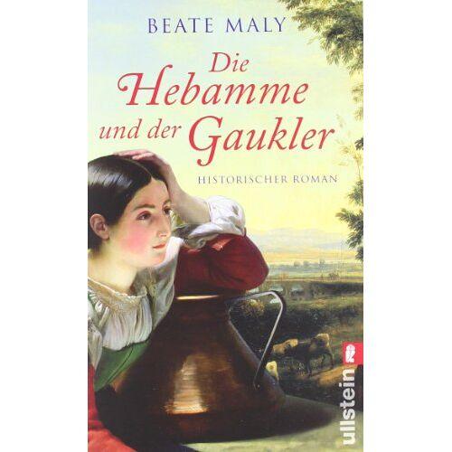 Beate Maly - Die Hebamme und der Gaukler (Ein Hebammen-Roman) - Preis vom 08.05.2021 04:52:27 h