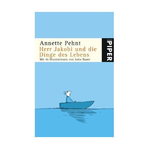 Annette Pehnt - Herr Jakobi und die Dinge des Lebens - Preis vom 06.05.2021 04:54:26 h