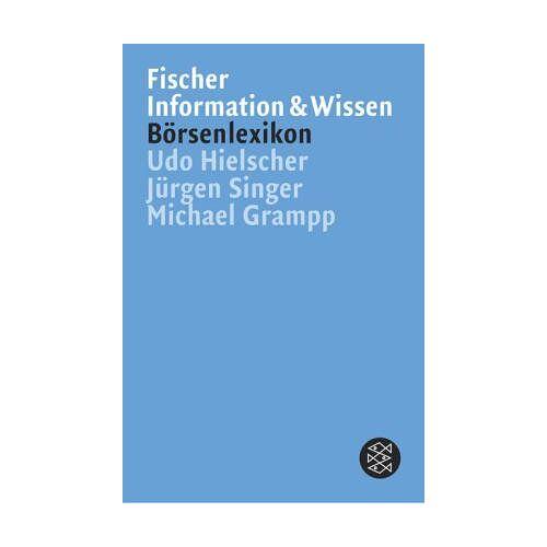 Udo Hielscher - Börsenlexikon - Preis vom 17.10.2020 04:55:46 h
