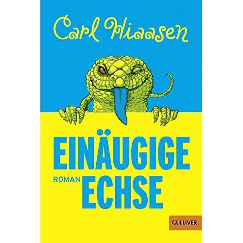 Carl Hiaasen - Einäugige Echse: Roman - Preis vom 18.10.2020 04:52:00 h