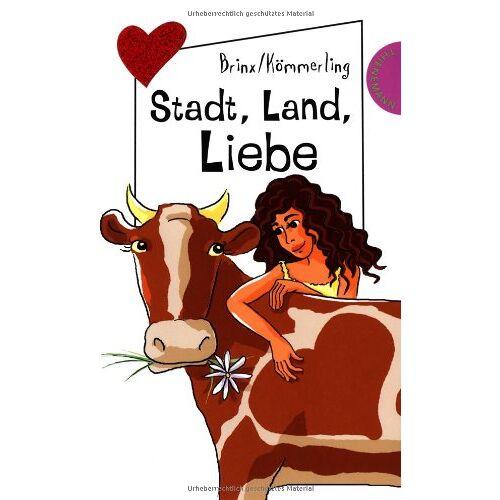Brinx/Kömmerling - Stadt, Land, Liebe - Preis vom 06.09.2020 04:54:28 h