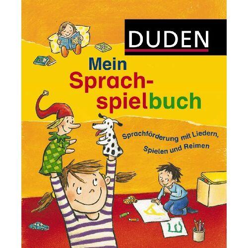 Ute Diehl - Duden - Mein Sprachspielbuch: Sprachförderung mit Liedern, Spielen und Reimen - Preis vom 08.05.2021 04:52:27 h