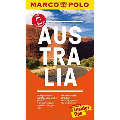 Marco Polo - Australia Marco Polo Pocket Travel Guide - with pull out map (Marco Polo Pocket Guide) - Preis vom 19.02.2020 05:56:11 h