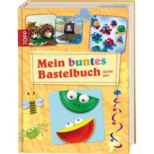 - Mein buntes Bastelbuch - Preis vom 06.05.2021 04:54:26 h