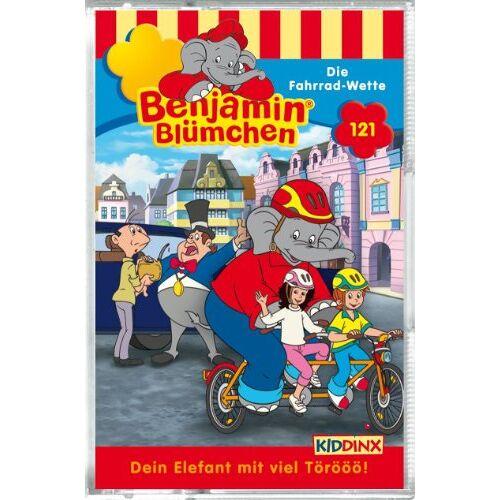 Benjamin Blümchen - Folge 121: die Fahrrad-Wette [Musikkassette] [Musikkassette] - Preis vom 17.04.2021 04:51:59 h