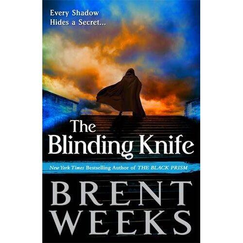 Brent Weeks - Lightbringer 2. The Blinding Knife - Preis vom 16.04.2021 04:54:32 h