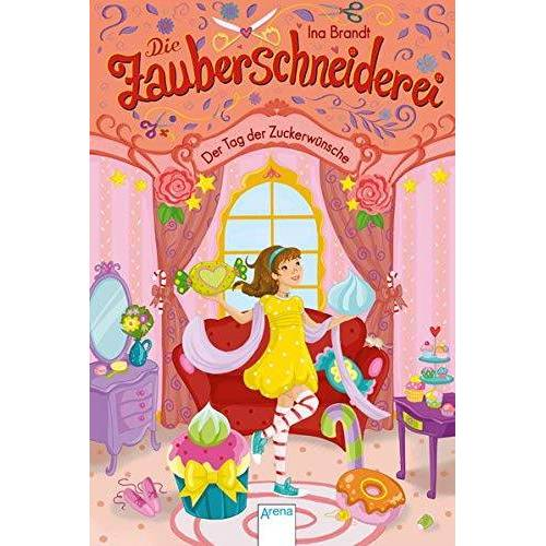 Brandt Die Zauberschneiderei / Die Zauberschneiderei (5). Der Tag der Zuckerwünsche - Preis vom 16.05.2021 04:43:40 h