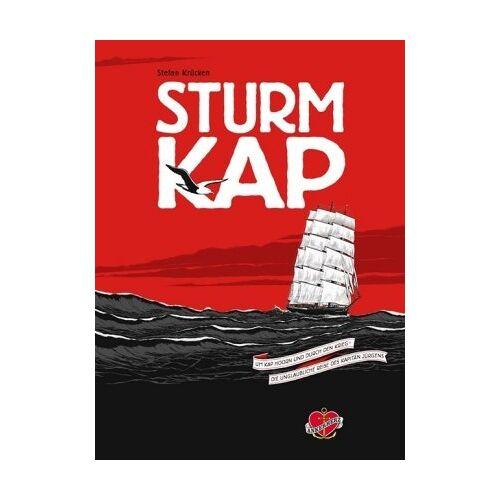 Stefan Krücken - Sturmkap - Preis vom 24.02.2021 06:00:20 h